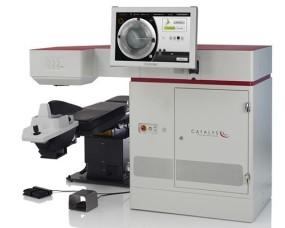Prostaglandin release in laser cataract Surgery