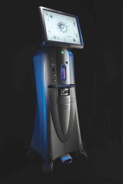 Phacoemulsification machine